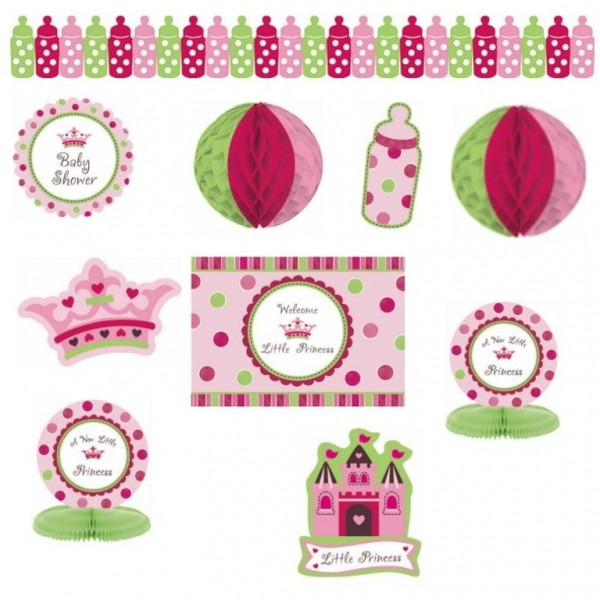 baby shower party set m dchen event party geburt taufe